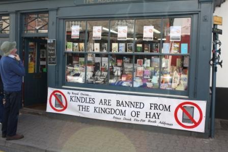 Libreria ad Hay-on-Wye