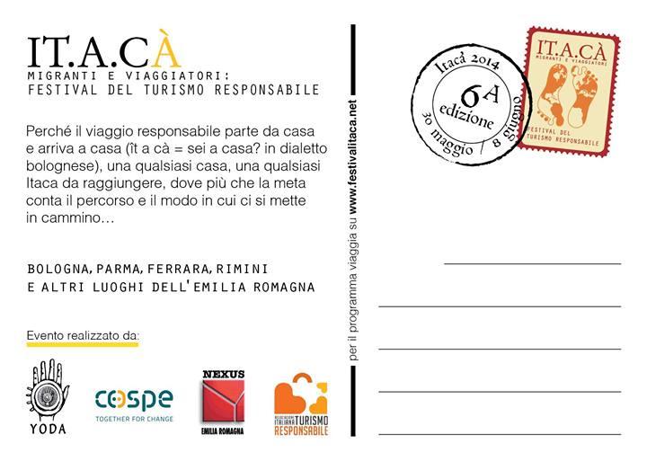 Cartolina da IT.A.CA'