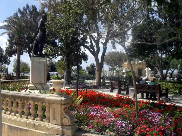 Upper Barakka Gardens a La Valletta