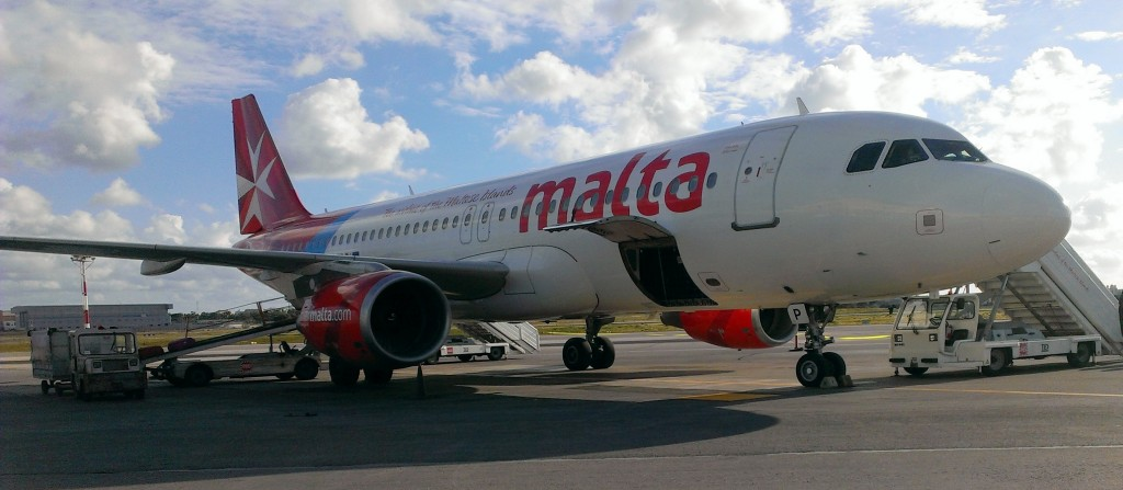 Airbus A320 Air Malta