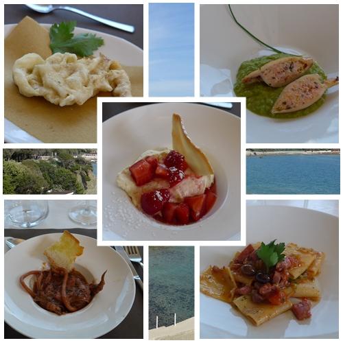 Pranzo a Il Cardellino