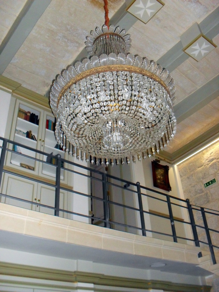 Lampadario della Sala Nobile