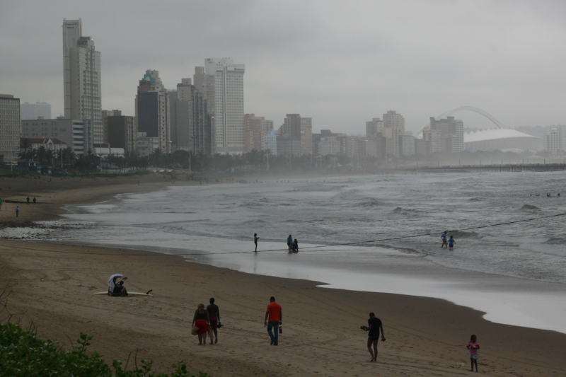 Durban passeggiata