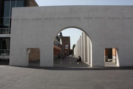 Norimberga Straße der Menschenrechte (Strada dei diritti umani)