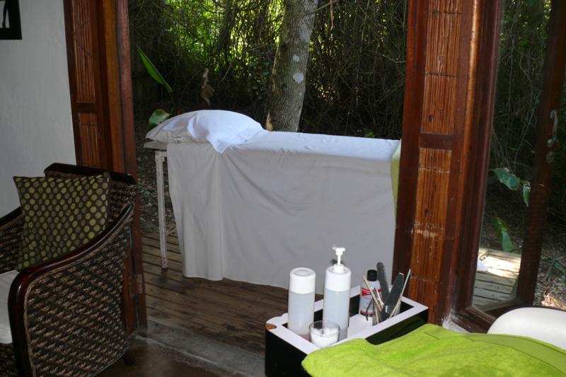 Massaggio Thonga