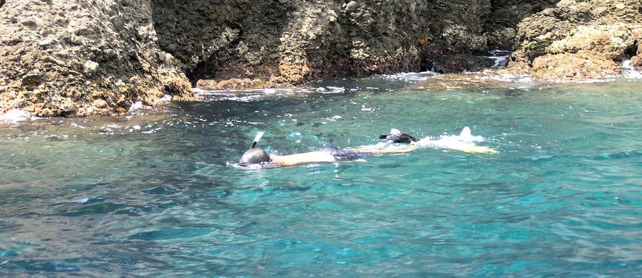 Percorso ideale per lo snorkeling