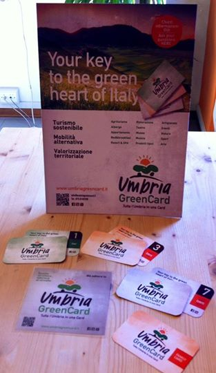 Umbria Green Card
