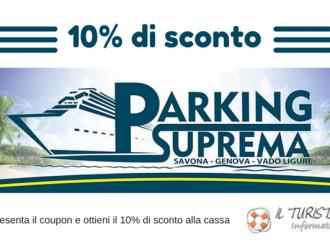 Parcheggiare a Savona, vicino al porto e con un buono sconto!
