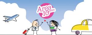 Area 10 min