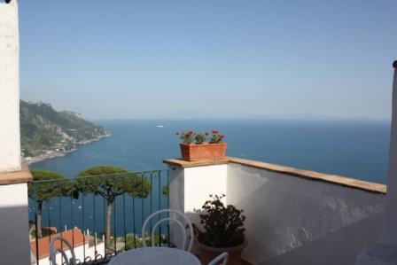 Panorama dall'Hotel Rufolo