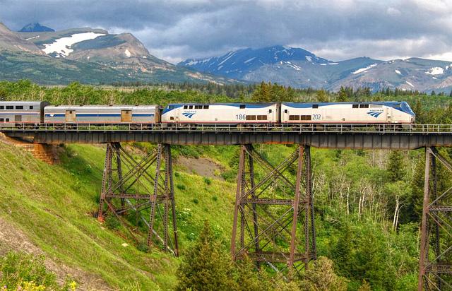 Treno Amtrak