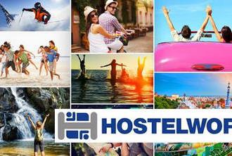 La nuova app di Hostelworld: prenotare un ostello è sempre più facile