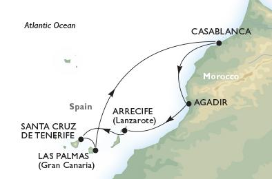 Marocco Canarie