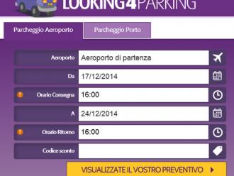 Sei in partenza e vuoi risparmiare sul parcheggio? Looking4Parking fa proprio al caso tuo
