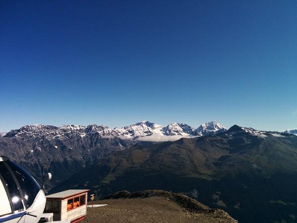 Bormio 3000 montagne