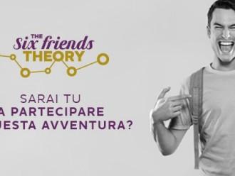 #6FriendsTheory il nuovo concorso di Mercure Hotel