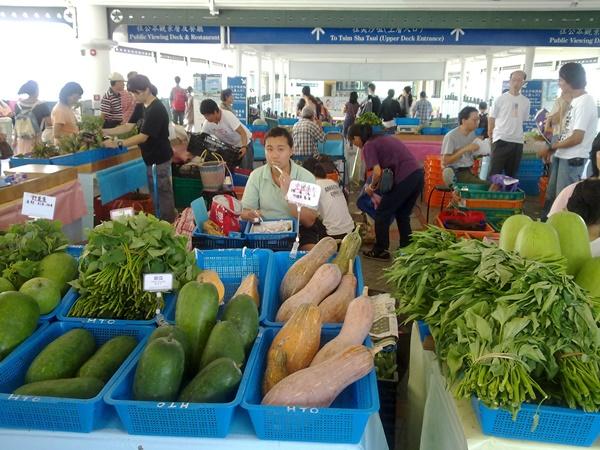 Mercati a Hong Kong