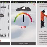 Nasce Nivolab, l'app per valutare il rischio valanghe
