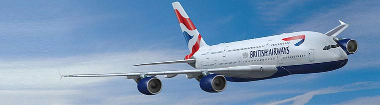 Air Bus British Airways