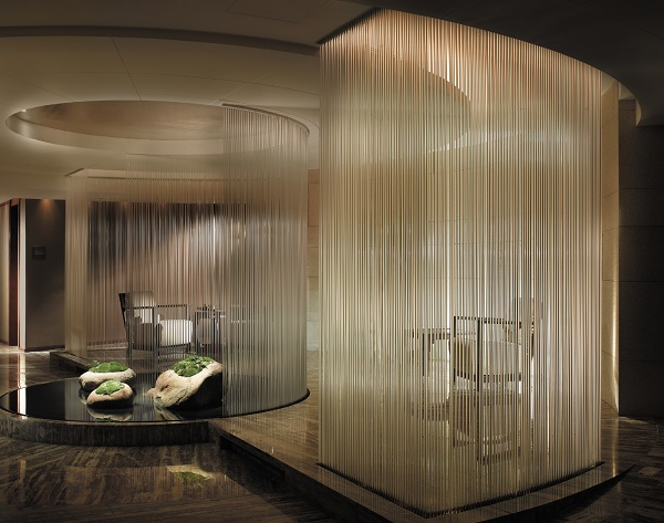 The Peninsula Spa Asian Tea Lounge