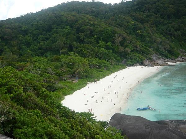Panorama Isole Similan