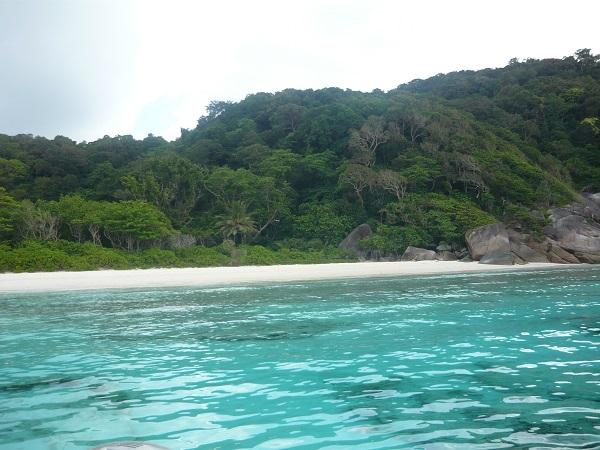 Parco delle isole similan