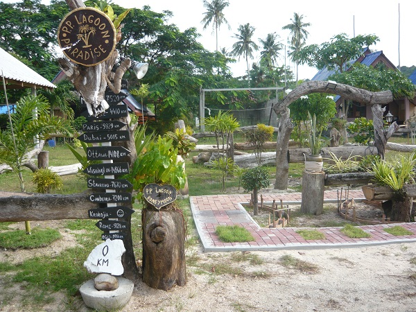 PhiPhi Lagoon Paradise
