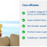 Assicurazione di viaggio con Europ Assistance
