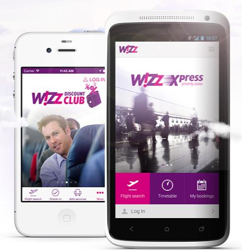 WizzAir App