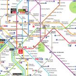 Muoversi con la metro a Madrid