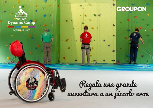 Progetto Groupon Dynamo Camp