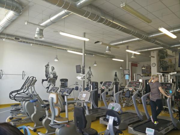Sala Fitness Athletic