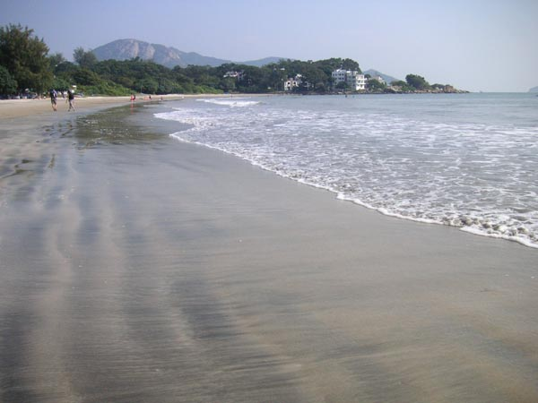 Cheung Sha East Beach