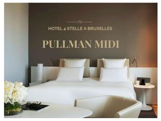 Hotel in centro a Bruxelles