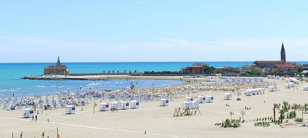 spiagge del veneto - caorle