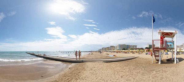 spiagge del veneto - jesolo