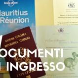 Mauritius: quali documenti servono per entrare nel paese?
