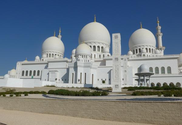 Grande Moschea di Abu Dhabi