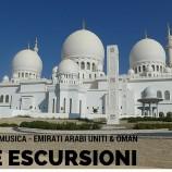 Escursioni MSC Musica negli Emirati Arabi e Oman