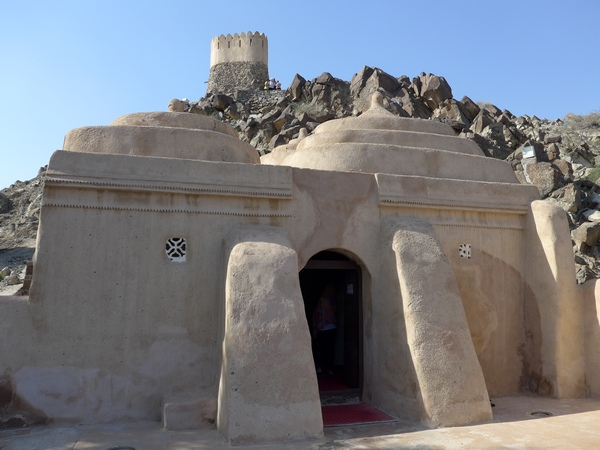 Moschea di Al Badiya