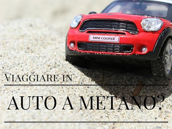 Viaggiare con auto a metano