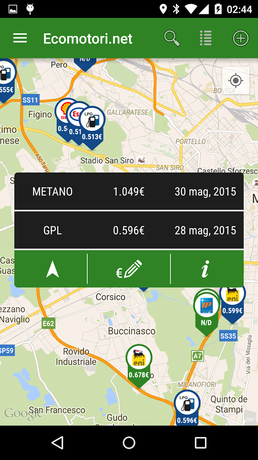 App Ecomotori.net