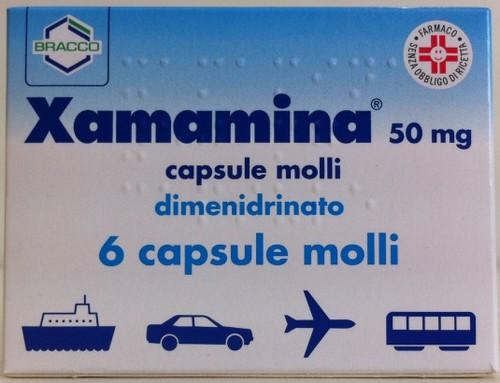 Xamamina