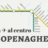 Copenaghen: dall'aeroporto al centro città