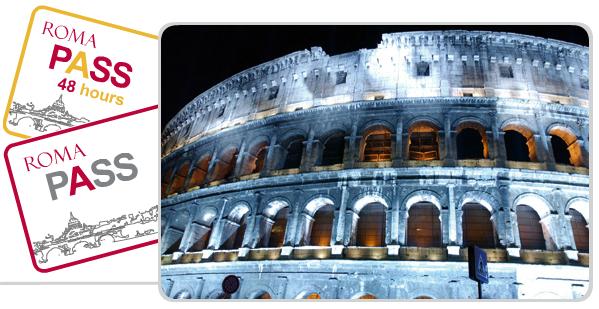 Card Turistica di Roma