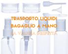 Trasporto liquidi in aereo nel bagaglio a mano – la valigia perfetta