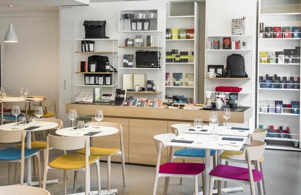 Moleskine Café Milano corner-vendita