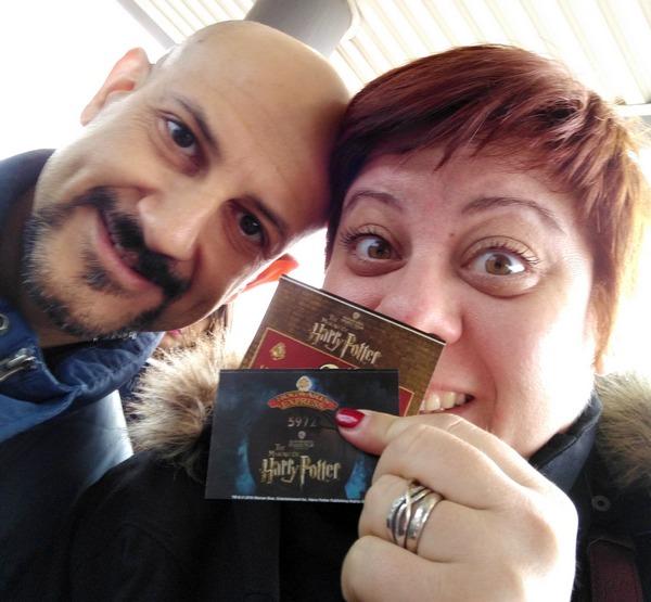 biglietti entrata studios di harry potter a londra