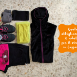 Come vestirsi per andare in Lapponia