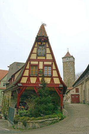 rothenburg-cosa-vedere-garlachschmiede